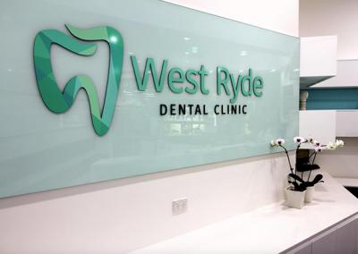 West Ryde Dental Clinic Front Desk Dentist West Ryde