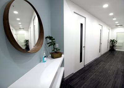 West Ryde Dental Clinic Hallway