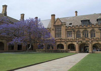 Sydney University Quadrangle