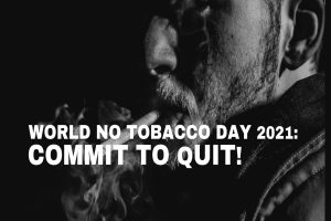 world no tobacco day 2021 in west ryde